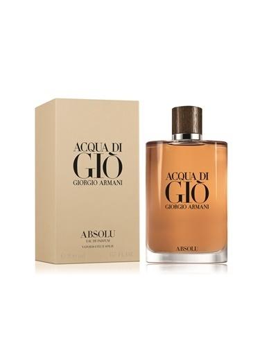 Armani Acqua Di Gio Absolu EDP 200 ml Erkek Parfüm Renksiz